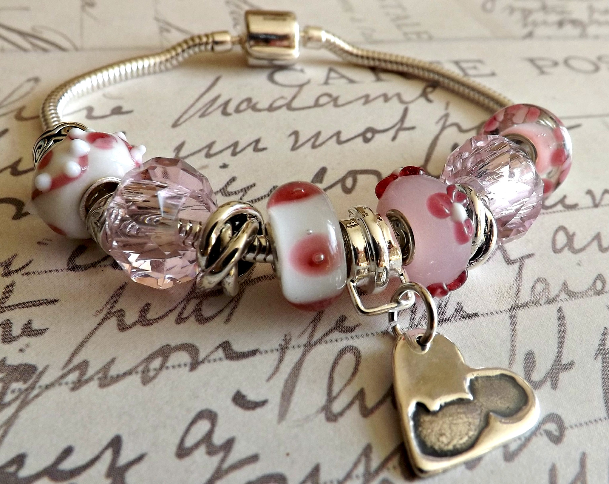 bracelet watch charm pandora youtube collection