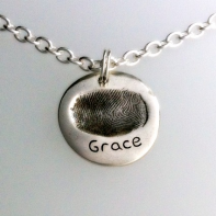 Fingerprint Jewellery gifts